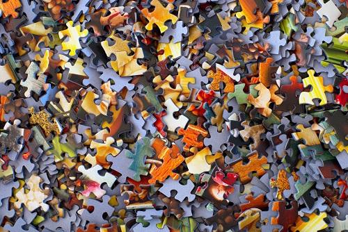Le puzzle de la collaboraboration